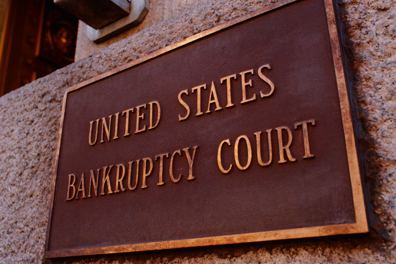 How to Look Up California Bankruptcy Cases | Legalbeagle.com